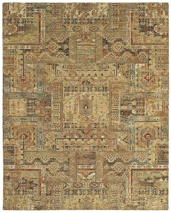 Area rug in the arabesque collection style belmont by Belmont carpets and wood flooring