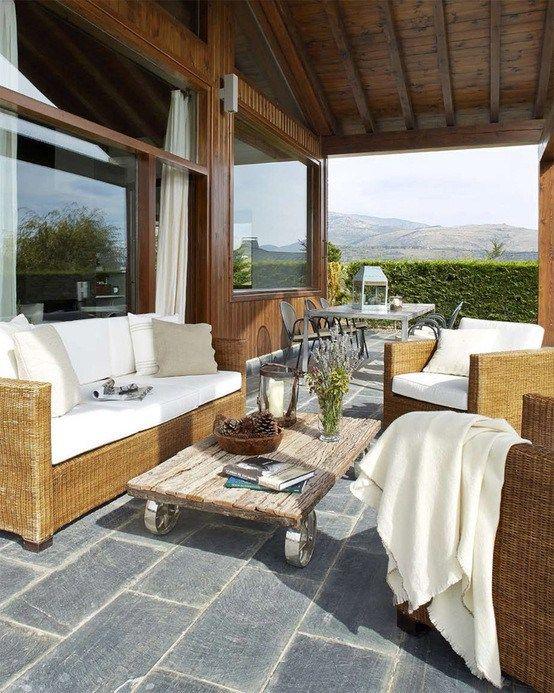 Estilo r stico renovado para una casa en la cerdanya blog - Casas la cerdanya ...