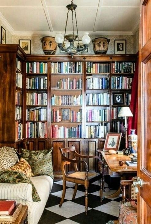 30 Idées De Rayonnage Pour Bibliothèque à La Maison In 2019