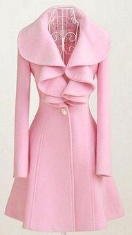 Vintage Pink Dior Coat - Apparently I have a thing for vintage