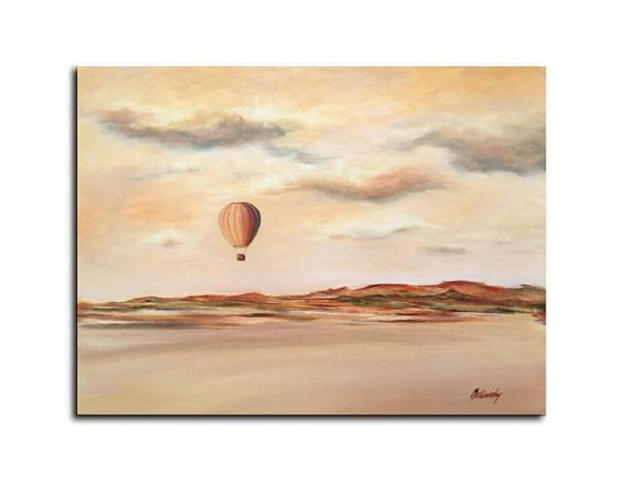 Original contemporary landscape painting  by belanszkypainting, $135.00