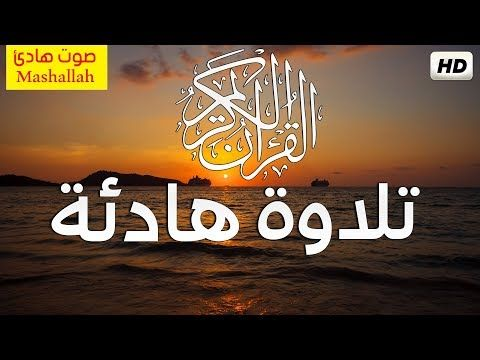 Recitation De Coran Voix Douce Detente Pour Bien Dormir تلاوة هادئة للنوم Youtube Calm Artwork Artwork Calm