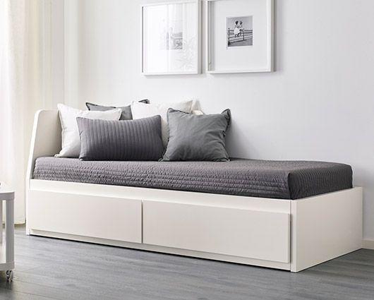 Flekke Bett Tagesbett Ikea Bett Klappbett