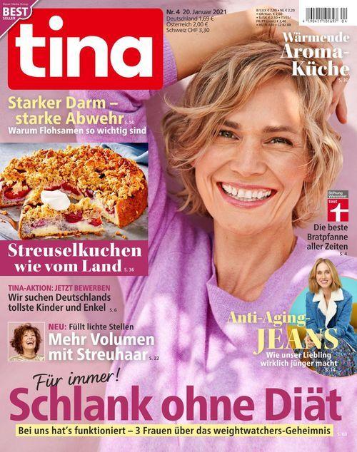 Tina Ausgabe 04 2021 In 2021 Movie Posters Tina