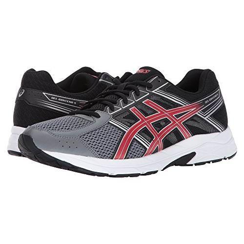 Asics Gel Contend 4 Men's Running Shoe Carbon Classic Red