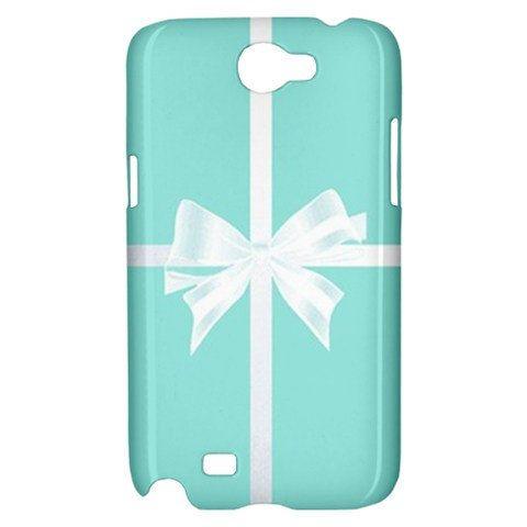 NEW Beautiful Tiffany Box with Bow Samsung Galaxy Note 2 Hardshell Case Samsung Galaxy Note2 Cover Tiffany Blue Box. $19.00, via Etsy.