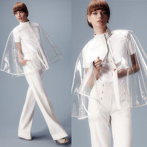 Clear Raincoat Raincoat And Plastic Raincoat On Pinterest