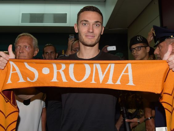 Vermaelen As Roma 2016 - 17
