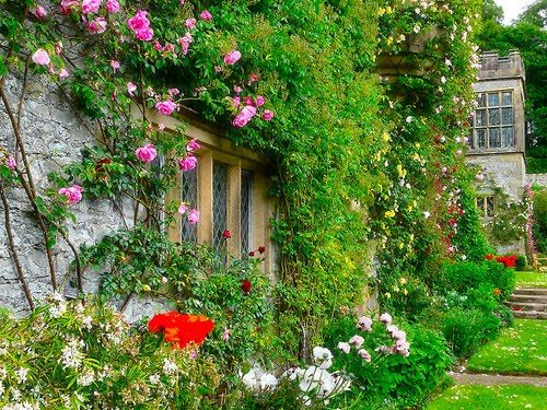 Love English Cottages