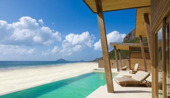 Six Senses Resort is in southern Vietnam's awe-inspiring, pristine archipelago of Con Dao.