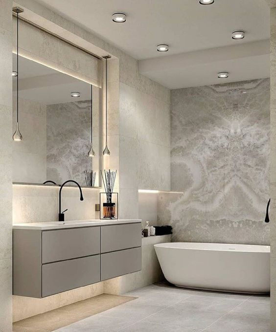 60 Moderne Badezimmer Design Ideen Zum Sich Zu Inspirieren