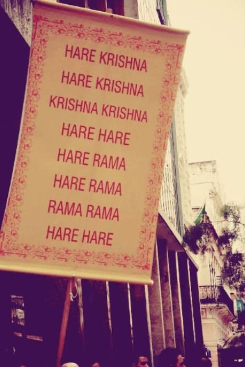 Mantra.  Chant and be Happy Pray and be Happy  Same Deal! Lets stop dividing ourselves <3
