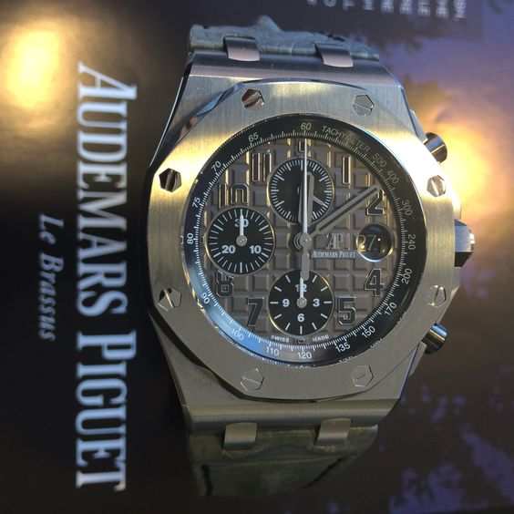 Can you house an Elephant this Christmas? AP Royal Oak Offshore  #MoreInStore