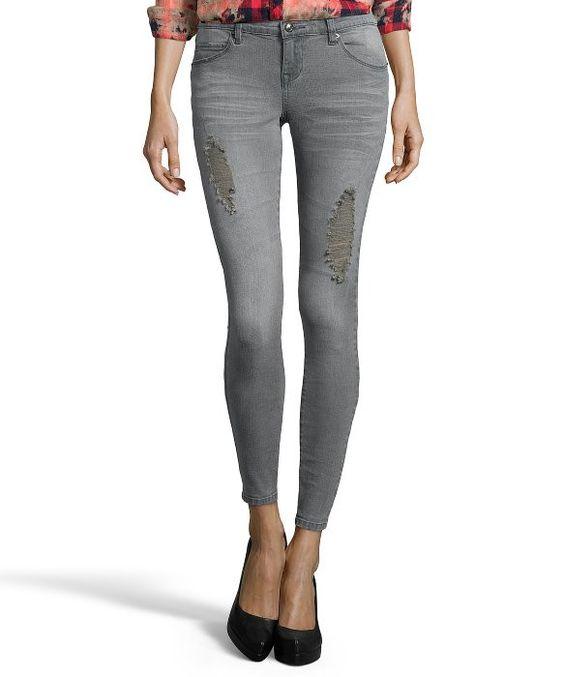 LEE COOPER Janie Mid Rise Skinny Jeans