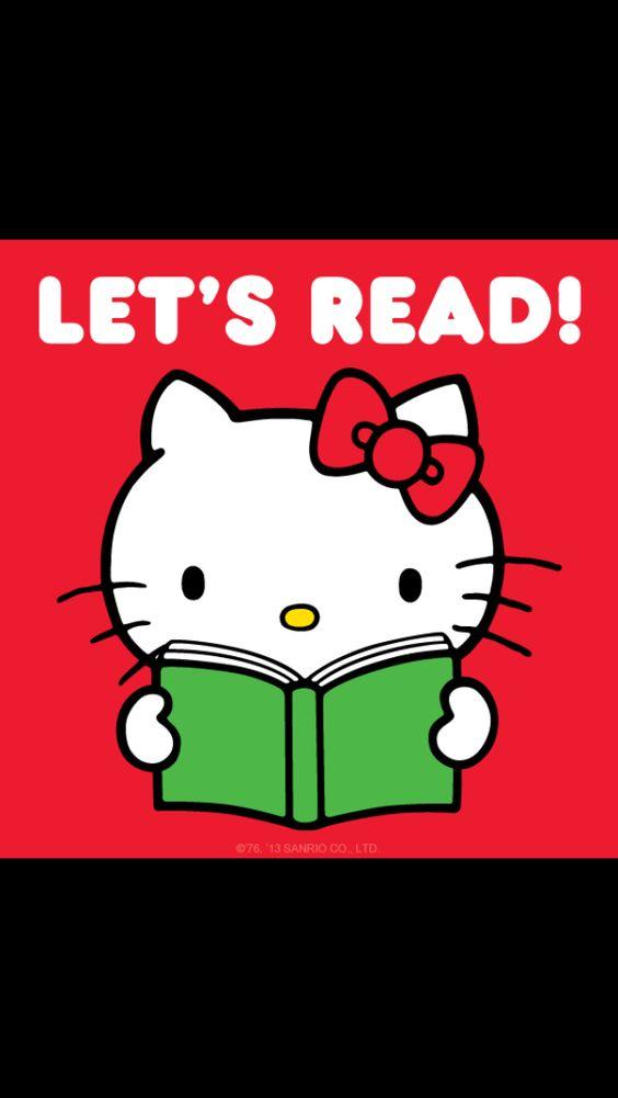 Read A Book DaySeptember 6 2013 Hello Kitty