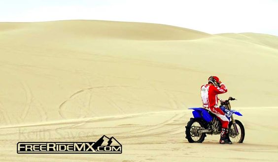 """Saint Anthony Sand Dunes FreeRideMX Free Riding the Idaho sand dunes is one of the best things that can be done on a motorcycle. In this segment out of the motocross DVD """"From the Ground Up 2"""", watch Keith Sayers, a pro freestyle rider from Montana have fun playing in the giant Idaho sand box. #GoIdaho https://goidaho.com/st-anthony/"""