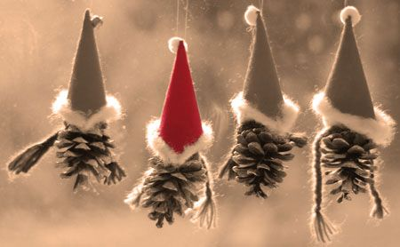 wunderschön-gemacht: weihnachtsbasteleien