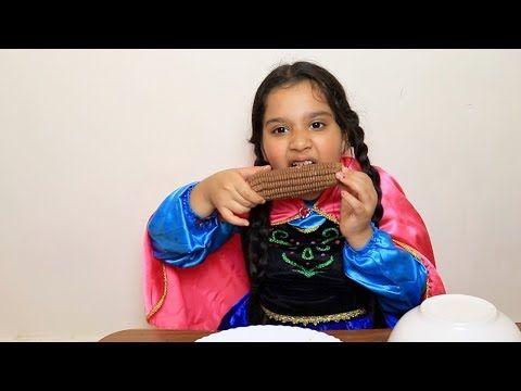 شفا و توأمتها تحدي الاكل الحقيقي ضد الشوكلاتة Shfa And Friends Staged A Chocolate Challenge Youtube Lily Youtube