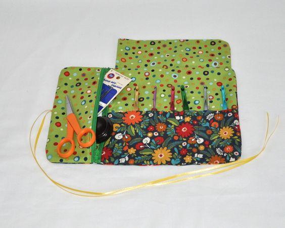 Crochet Supply Organizer by MillionsofStitches, $20.00 USD