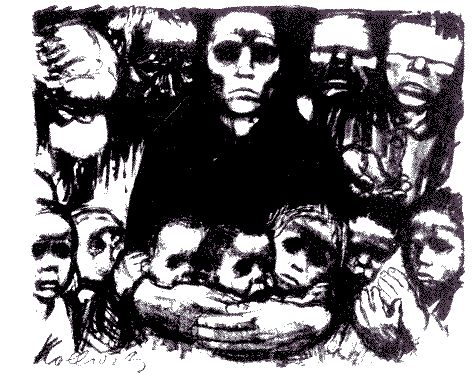 """an introduction to the artwork of kathe kollwitz during the war This young german world war i frontlinesoldier gets killed on the day of his  arrival in  """"a far to small introduction on the famous german artist kathe kollwitz ."""