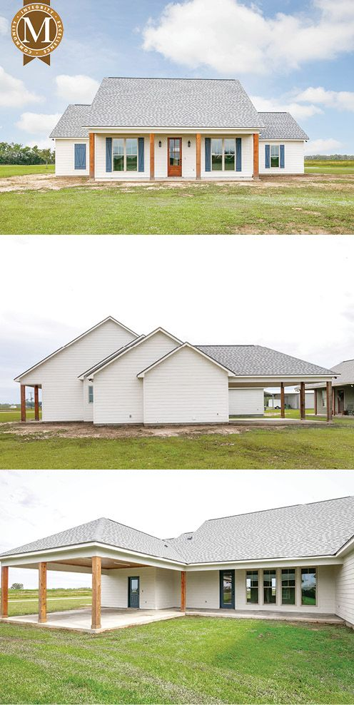 Sterling Bayou Floor Plan South Louisiana Home Builder House Plans Farmhouse Home Builders Louisiana Homes
