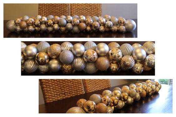 ♕Christmas DIY|Ornament Garland