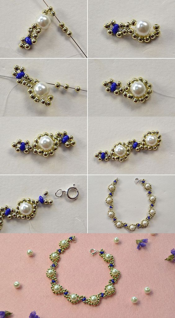 sun beaded bracelet, like it? LC.Pandahall.com will publish the tutorial soon. #pandahall: