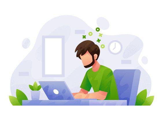 ngồi làm việc lâu gây buồn ngủ