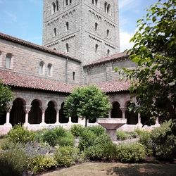 Cloister from Saint-Michel-de-Cuxa, ca. 1130–40, Made in present-day France (now in New York)