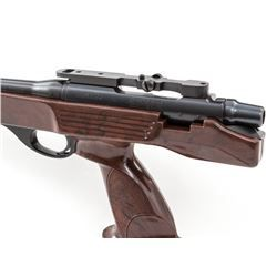 Remington Model XP-100 Bolt Action Target Pistol
