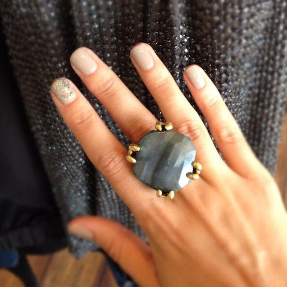 MIMI+MEG: giant ring