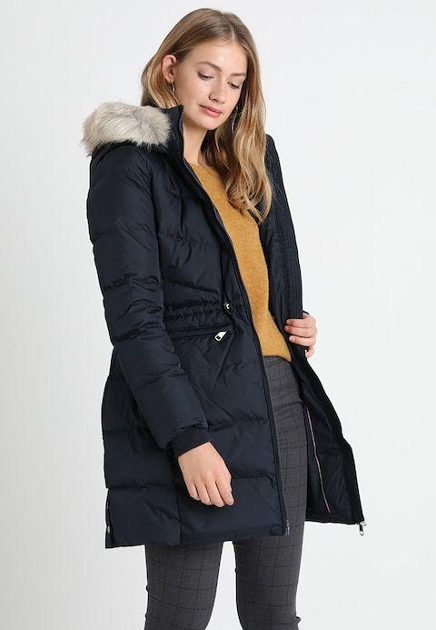 Efectivamente convergencia Bisagra  Tommy Hilfiger ALANA COAT - Down coat - blue - Zalando.co.uk | Winter  outfits, Down coat, Winter jackets