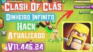 Baixar Clash Of Clans Infinito Mod Apk Desenvolvedor 2019 Clash