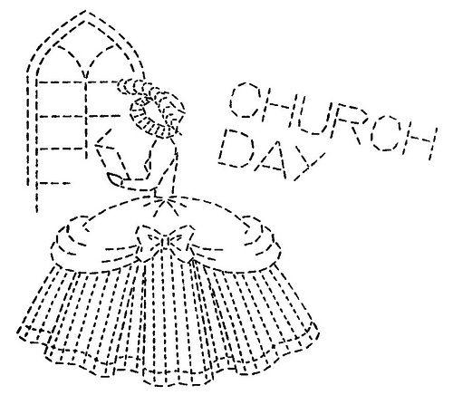 Dia Igreja.  /   Church Day.