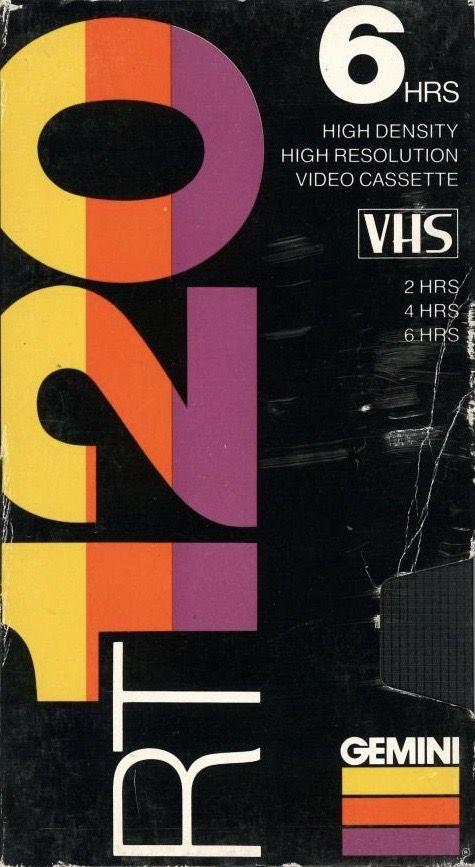 Blank Cassette Art Vhs Covers Of Yesteryear In 2020 Retro Illustration Retro Poster Cover Wallpaper
