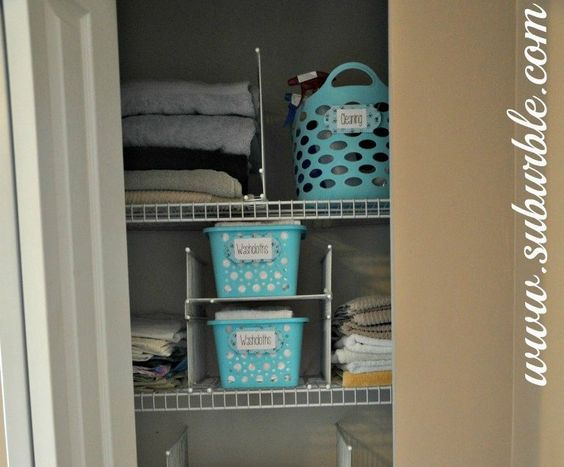s your totally doable 31 day plan to a clean home, cleaning tips, home decor, Day 28 Organize the linen closet efficiently