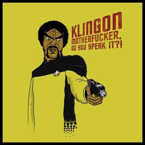JIMSMASH ! ! !: KLINGON JULES