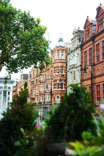 LONDON.... MAYFAIR. This area of London I walked daily.... just for a bit of exercise.
