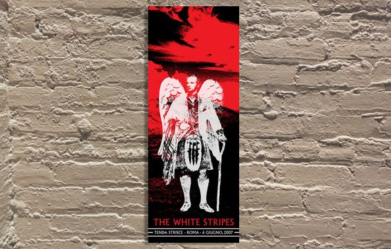 The White Stripes Roma '07