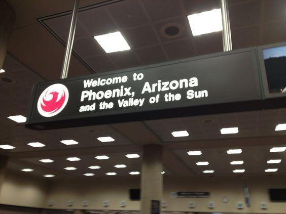 Phoenix Sky Harbor International Airport (PHX) in Phoenix, AZ