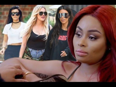 Blac Chyna really wants the Kardashian sisters to be bridesmaids for wed...