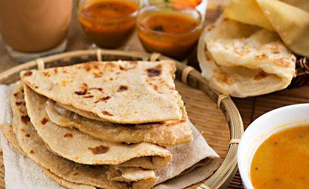 Chapati - Fladenbrot