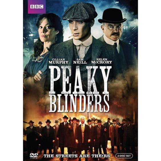 Peaky Blinders, The (DVD)