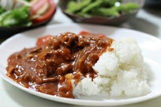 ハヤシライス*Hashed rice