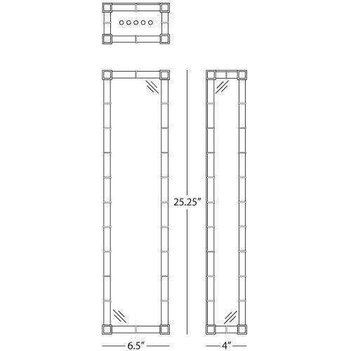 Robert Abbey Jonathan Adler Meurice Medium Wall Sconce S761