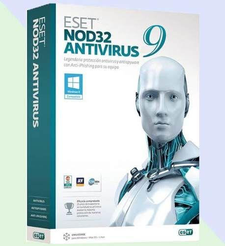 Eset Nod32 Antivirus De 32 Bit V 9 0 408 1 Proteccion Personal Linux Seguridad En Internet