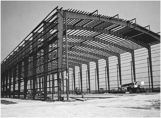 Rigid Steel Frame Construction Detail : Clarity of structure frame a moment pinterest