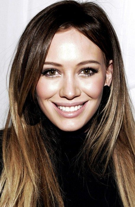 hilary duff (bah! to go dark or stay blonde!)