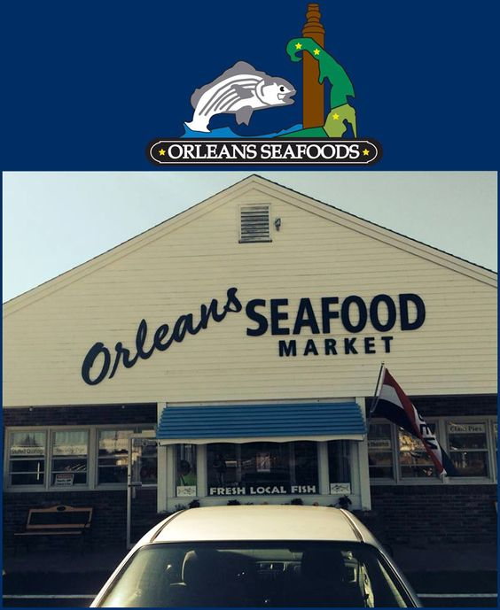 Pinterest the world s catalog of ideas for Cape cod fish market