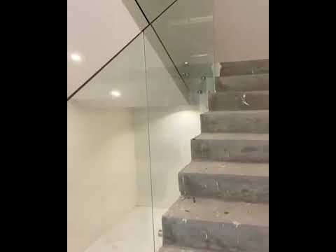 درابزين زجاج جانبي Youtube Decor Home Decor Home